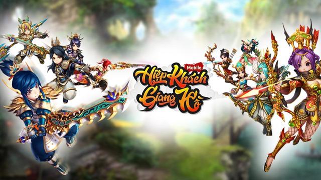 Hiệp Khách Giang Hồ Mobile ấn định Alpha Test 28/6, tải game về chiến thôi anh em