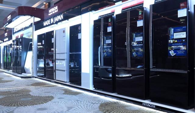 Hitachi ra mắt nhiều thiết bị điện gia dụng với nhiều cải tiến - Ảnh 2.