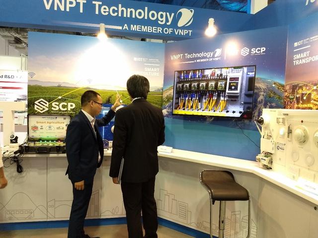 Giải pháp IoT của VNPT Technology gây ấn tượng tại CommunicAsia 2018 - Ảnh 3.