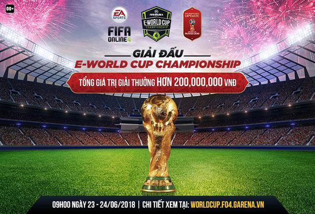 Siêu offline FIFA Online 4 - Xem chung kết World Cup 2018 - Ảnh 4.