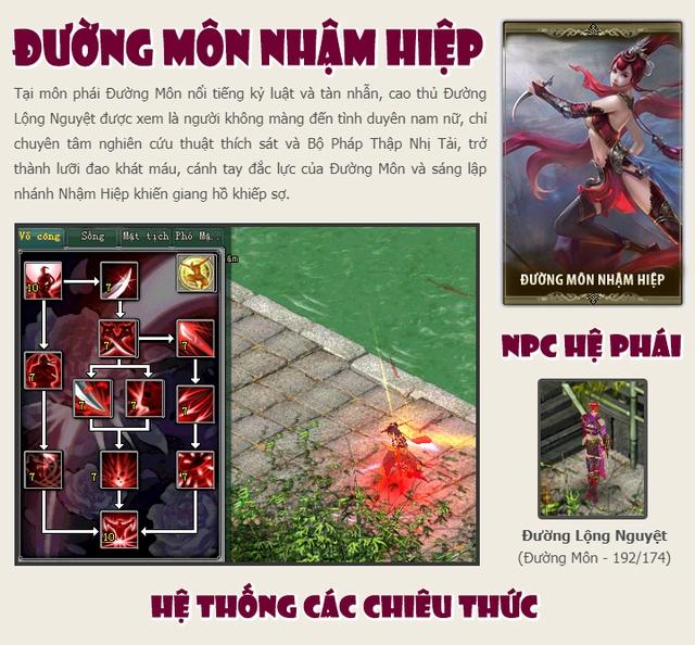 """Võ Lâm Truyền Kỳ II: Bí kíp để game thủ """"tái xuất giang hồ"""" - ảnh 10"""