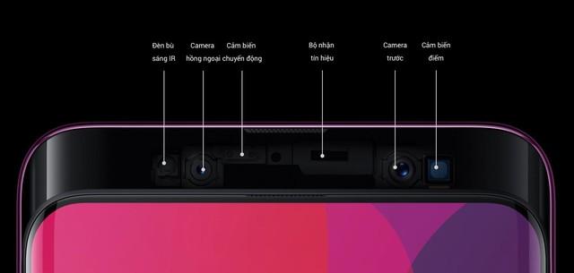 OPPO Find X – Đột phá với cụm camera ẩn - Ảnh 3.