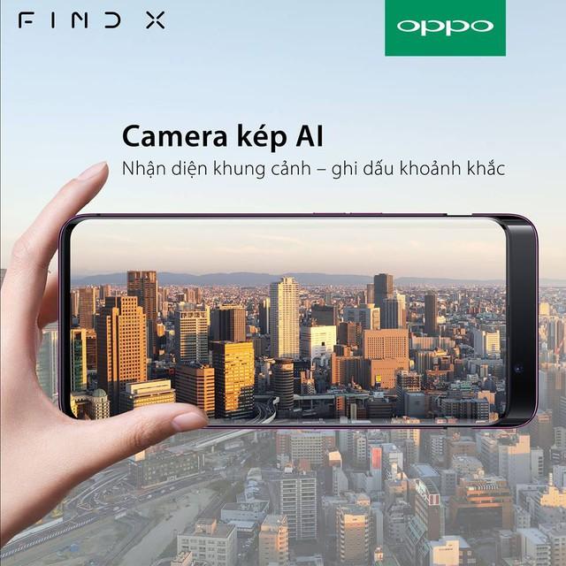 OPPO Find X – Đột phá với cụm camera ẩn - Ảnh 5.