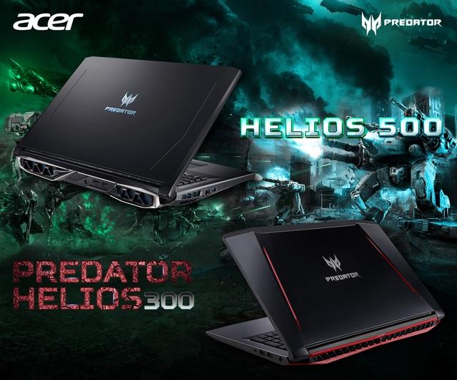 """""""Chiến game là phải ngầu"""" với dòng sản phẩm Predator từ Acer - Ảnh 1."""