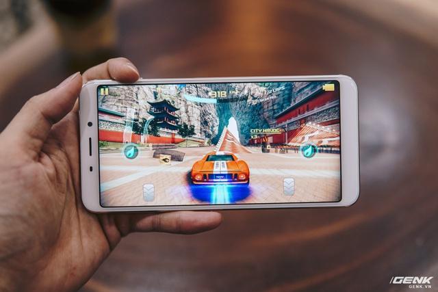 Trên tay Meizu M6s: Chip Exynos 7872 mạnh mẽ, camera 16MP, màn hình 18:9 viền siêu mảnh, giá chỉ 3.99 triệu đồng - Ảnh 3.