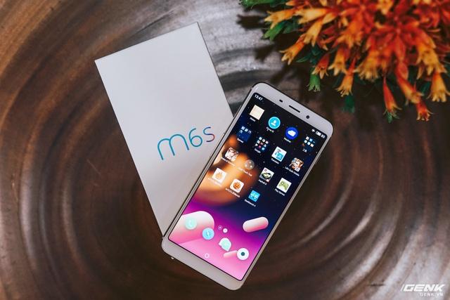 Trên tay Meizu M6s: Chip Exynos 7872 mạnh mẽ, camera 16MP, màn hình 18:9 viền siêu mảnh, giá chỉ 3.99 triệu đồng - Ảnh 5.