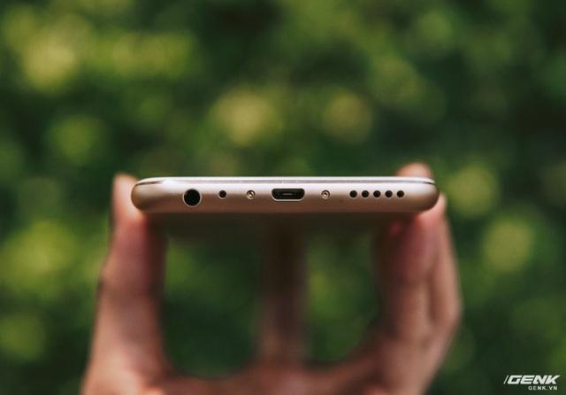 Trên tay Meizu M6s: Chip Exynos 7872 mạnh mẽ, camera 16MP, màn hình 18:9 viền siêu mảnh, giá chỉ 3.99 triệu đồng - Ảnh 14.