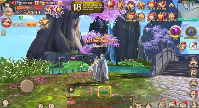 Trường Sinh Quyết mang đến cho người chơi 1 thế giới Tiên - Kiếm Hiệp vô cùng tuyệt đẹp với công nghệ đồ họa 3D tân tiến - Ảnh 4.