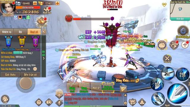 Trường Sinh Quyết mang đến cho người chơi 1 thế giới Tiên - Kiếm Hiệp vô cùng tuyệt đẹp với công nghệ đồ họa 3D tân tiến - Ảnh 6.