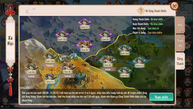 Trường Sinh Quyết mang đến cho người chơi 1 thế giới Tiên - Kiếm Hiệp vô cùng tuyệt đẹp với công nghệ đồ họa 3D tân tiến - Ảnh 7.