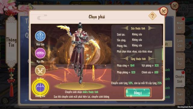 Trường Sinh Quyết mang đến cho người chơi 1 thế giới Tiên - Kiếm Hiệp vô cùng tuyệt đẹp với công nghệ đồ họa 3D tân tiến - Ảnh 8.