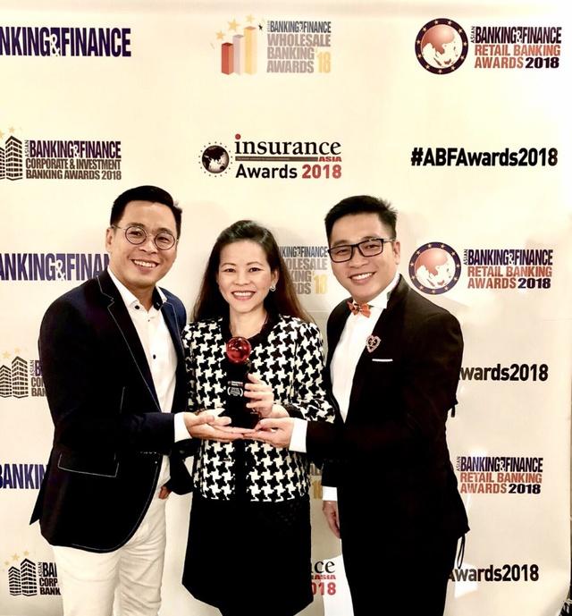 """Bảo hiểm FWD Việt Nam đạt giải thưởng """"Sáng kiến Marketing của năm"""" khu vực Châu Á - Ảnh 1."""