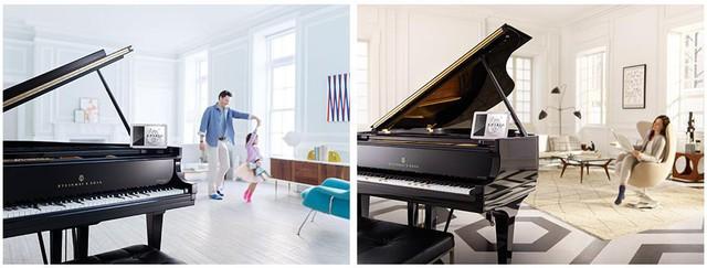 Steinway & Sons Spirio, piano, hi-res, công nghệ cao, tự động, tintucaudio