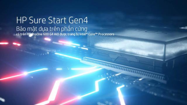 HP ProOne 600 G4 AiO: Lựa chọn sáng giá cho văn phòng startup - Ảnh 3.