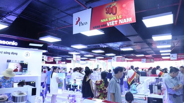 Đời sống cao, người Việt vung tiền sắm hàng điện máy đẳng cấp - Ảnh 1.