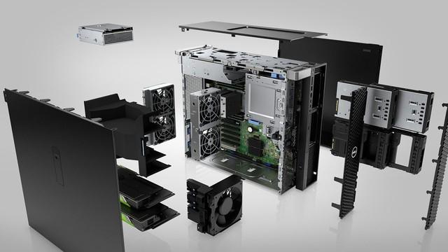 """Dell Precision 7820 – """"Cỗ máy siêu phẩm"""" cho doanh nghiệp - Ảnh 2."""