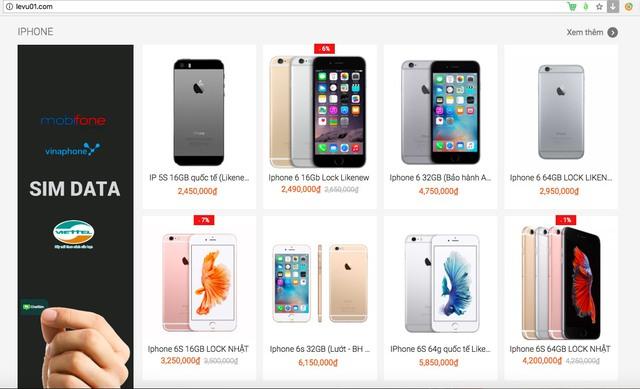 Thị trường Smartphone cũ: Tồn tại bằng danh tiếng - Ảnh 2.