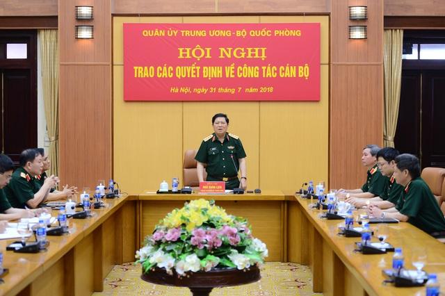 Ông Lê Đăng Dũng được giao phụ trách Chủ tịch kiêm Tổng giám đốc Tập đoàn Viettel - Ảnh 2.