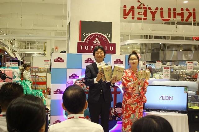 Hè mát mẻ, vui vẻ mua sắm cộng Topvalu Fair ở Aeon Việt Nam - Ảnh 2.