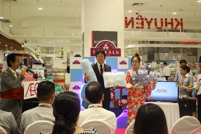 Hè mát mẻ, vui vẻ mua sắm cộng Topvalu Fair ở Aeon Việt Nam - Ảnh 3.