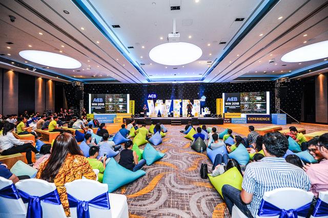 Cuộc thi sáng tạo ACB Win 2018 hướng đến Thủ đô Hà Nội sau buổi giới thiệu thành công tại TP. HCM - Ảnh 1.