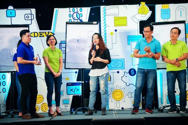 Cuộc thi sáng tạo ACB Win 2018 hướng đến Thủ đô Hà Nội sau buổi giới thiệu thành công tại TP. HCM - Ảnh 2.