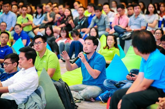 Cuộc thi sáng tạo ACB Win 2018 hướng đến Thủ đô Hà Nội sau buổi giới thiệu thành công tại TP. HCM - Ảnh 4.