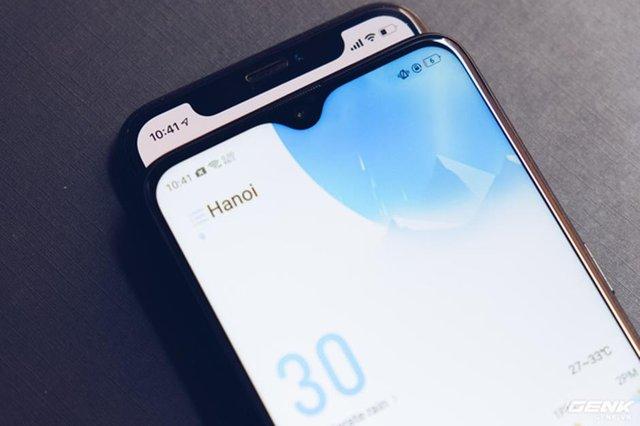 Cùng nhìn lại lịch sử màn hình smartphone tầm trung để thấy màn hình giọt nước trên Oppo F9 ưu việt thế nào - Ảnh 5.