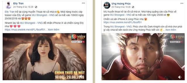 Ưng Hoàng Phúc và Elly Trần sẽ chơi MU Strongest Img20180828105539958