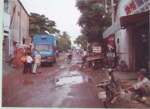 Khu thành phố - Township Nam Long xưa và nay - Ảnh 1.