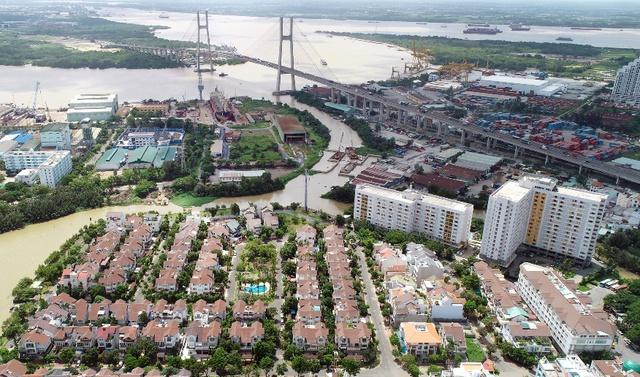 Khu thành phố - Township Nam Long xưa và nay - Ảnh 2.
