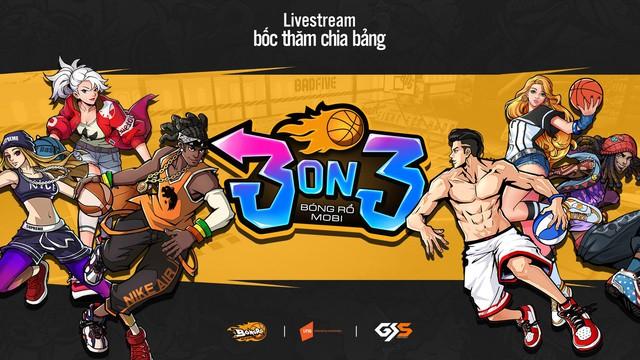 Giải đấu Bóng Rổ Mobi đường phố 3on3 quy tụ 75 đội tuyển tranh tài trên cả nước - ảnh 1