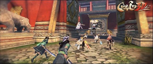 Cộng đồng hào hứng chiêu binh mãi mã, thành lập bang hội để cùng chờ ngày ra mắt Cửu Âm 3D VNG - Ảnh 9.