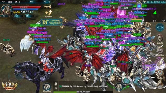 MU Strongest tung sự kiện hot nhất làng game Việt vào ngày 14/9 - ảnh 3