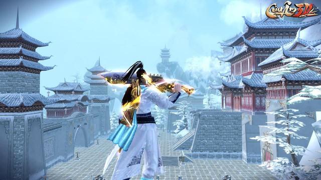 Lăng Tiêu Thành – Môn phái mới lạ lần đầu tiên xuất hiện trong Cửu Âm 3D VNG - Ảnh 2.