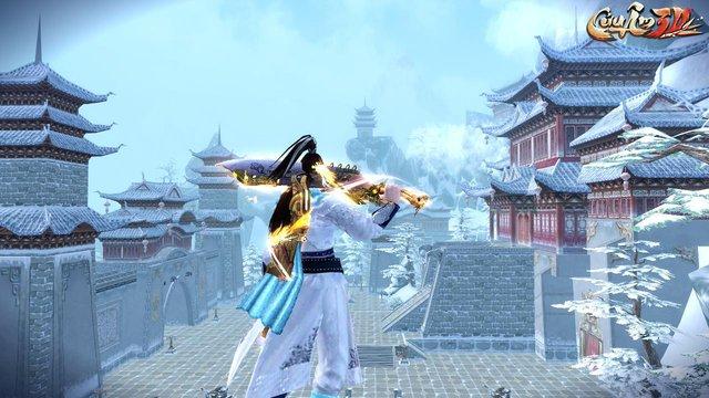 Lăng Tiêu Thành – Môn phái mới lạ lần đầu tiên xuất hiện trong Cửu Âm 3D VNG - ảnh 2