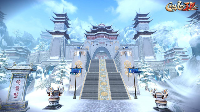Lăng Tiêu Thành – Môn phái mới lạ lần đầu tiên xuất hiện trong Cửu Âm 3D VNG - Ảnh 3.