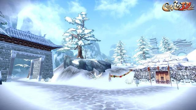 Lăng Tiêu Thành – Môn phái mới lạ lần đầu tiên xuất hiện trong Cửu Âm 3D VNG - ảnh 4