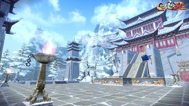 Lăng Tiêu Thành – Môn phái mới lạ lần đầu tiên xuất hiện trong Cửu Âm 3D VNG - Ảnh 5.
