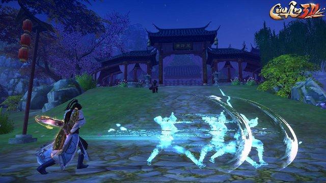 Lăng Tiêu Thành – Môn phái mới lạ lần đầu tiên xuất hiện trong Cửu Âm 3D VNG - Ảnh 6.