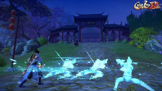Lăng Tiêu Thành – Môn phái mới lạ lần đầu tiên xuất hiện trong Cửu Âm 3D VNG - Ảnh 7.
