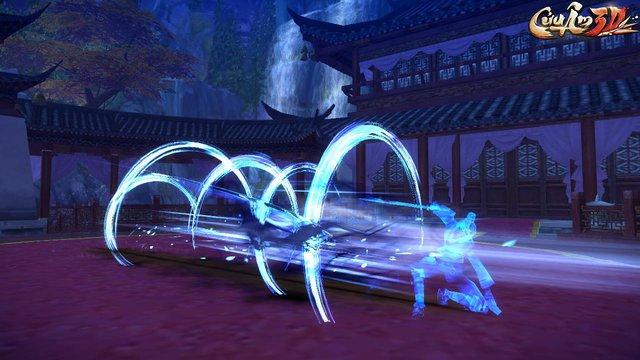 Lăng Tiêu Thành – Môn phái mới lạ lần đầu tiên xuất hiện trong Cửu Âm 3D VNG - Ảnh 8.
