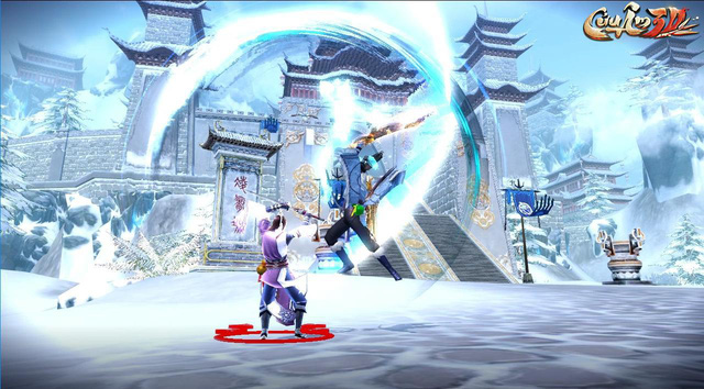 Lăng Tiêu Thành – Môn phái mới lạ lần đầu tiên xuất hiện trong Cửu Âm 3D VNG - Ảnh 9.