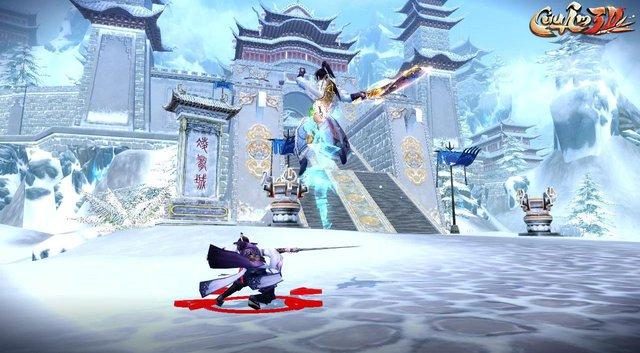 Lăng Tiêu Thành – Môn phái mới lạ lần đầu tiên xuất hiện trong Cửu Âm 3D VNG - ảnh 10