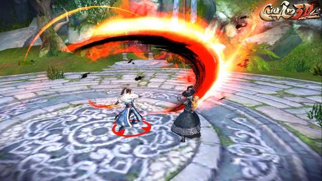 Lăng Tiêu Thành – Môn phái mới lạ lần đầu tiên xuất hiện trong Cửu Âm 3D VNG - Ảnh 12.