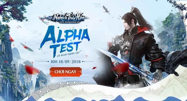 10h00 ngày 18/9 - Webgame Nghịch Thủy Hàn hỗ trợ game thủ 5 triệu đồng để trải nghiệm Alpha Test - ảnh 1