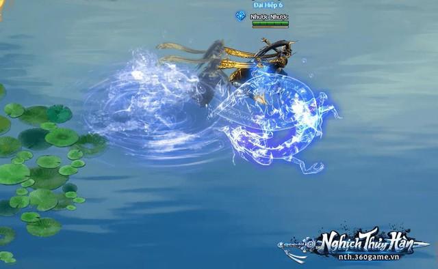 10h00 ngày 18/9 - Webgame Nghịch Thủy Hàn hỗ trợ game thủ 5 triệu đồng để trải nghiệm Alpha Test - ảnh 4