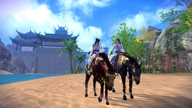 Cửu Âm 3D VNG chính thức ra mắt game thủ Việt cùng nhiều ưu đãi hấp dẫn - Ảnh 3.