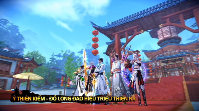 Cửu Âm 3D VNG chính thức ra mắt game thủ Việt cùng nhiều ưu đãi hấp dẫn - Ảnh 5.