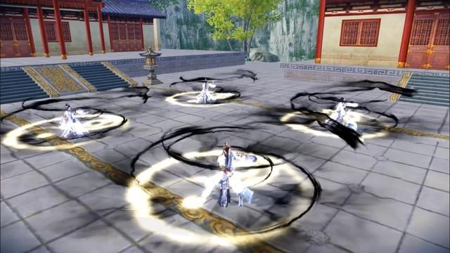 Cửu Âm 3D VNG chính thức ra mắt game thủ Việt cùng nhiều ưu đãi hấp dẫn - ảnh 5